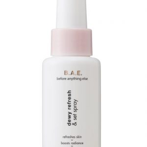 B.A.E. B.A.E. Refresh And Set Spray Hydraterend