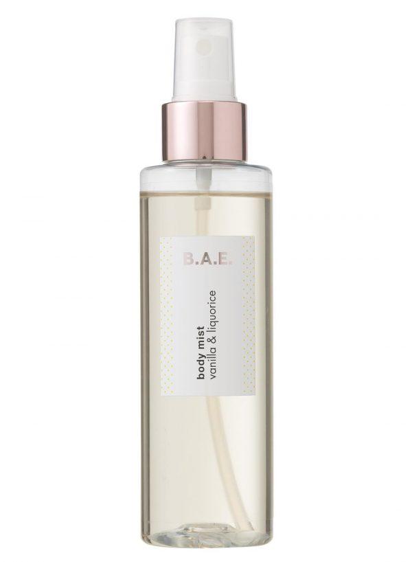 HEMA B.A.E. Body Mist Vanilla And Liquorice 150ml