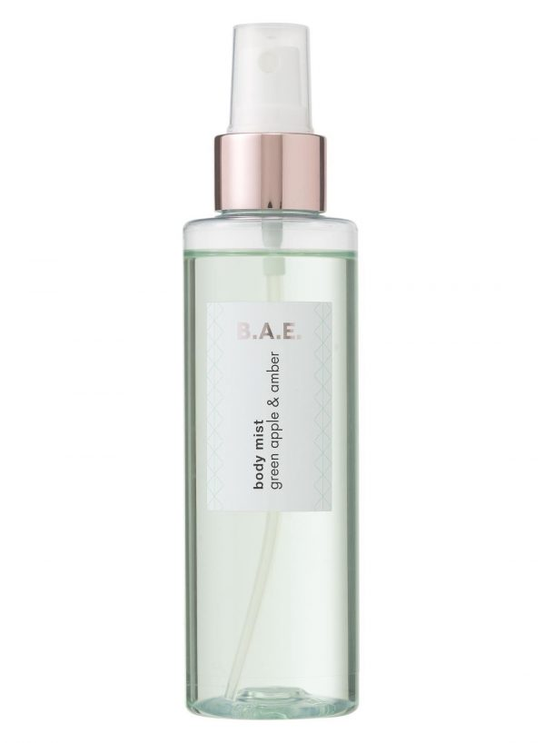 HEMA B.A.E. Body Mist Green Apple And Amber 150ml