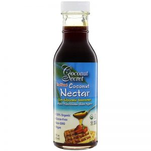 Coconut Secret Coconut Nectar (siroop) 355 ml - Coconut Secret