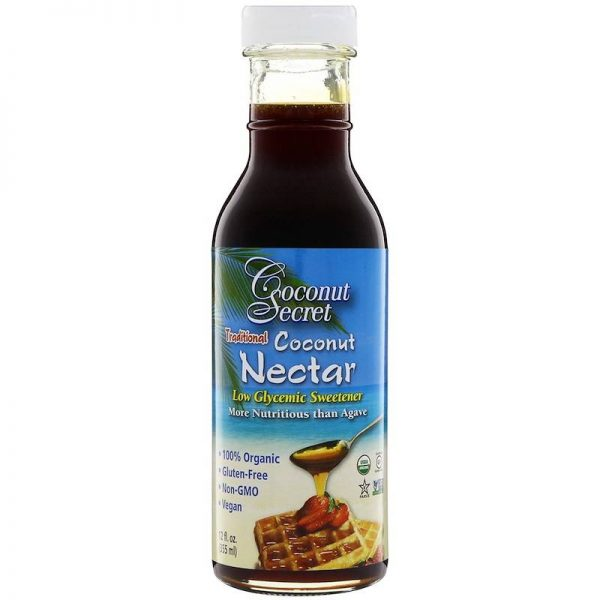 Coconut Secret Coconut Nectar (siroop) 355 ml - Coconut Secret