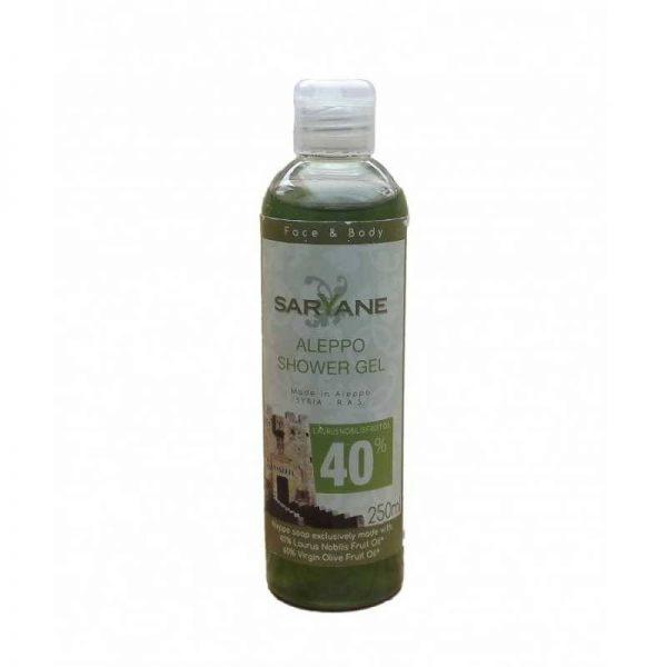 Saryane Aleppo douchegel 250 ml - Saryane