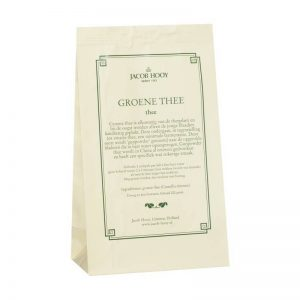 Jacob Hooy Groene Gunpowder thee kruiden 200 gr - Jacob Hooy