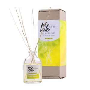 We love the planet Geur diffuser 50ml - We Love The Planet - Darjeeling Delight