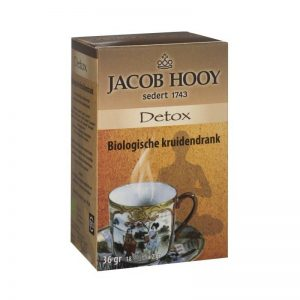 Jacob Hooy Bio Detox thee 18 zakjes - Jacob Hooy