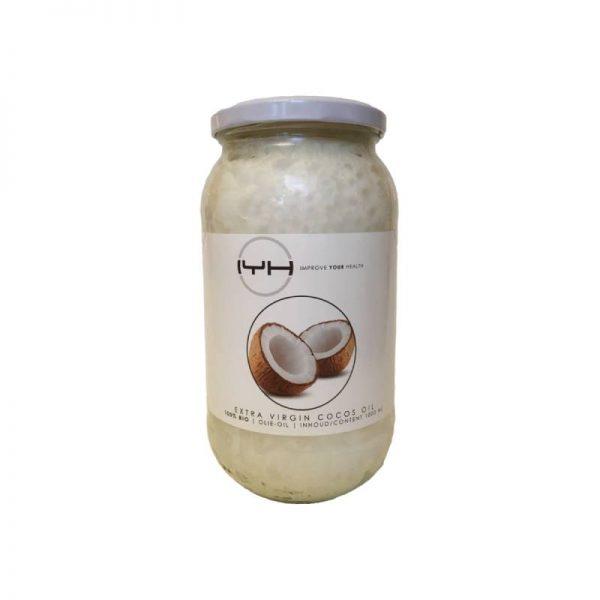 Improve Your Health Extra virgin biologische kokosolie 1 liter - Improve Your Health