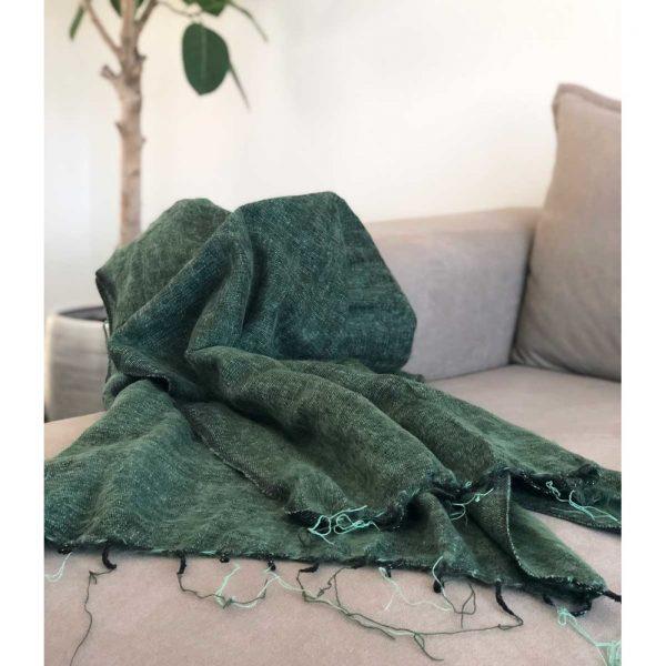 Yogi&Yogini Meditatie Omslagdoek - Groen