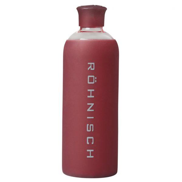 Rohnisch Drinkfles Glas 550ml - Burgundy