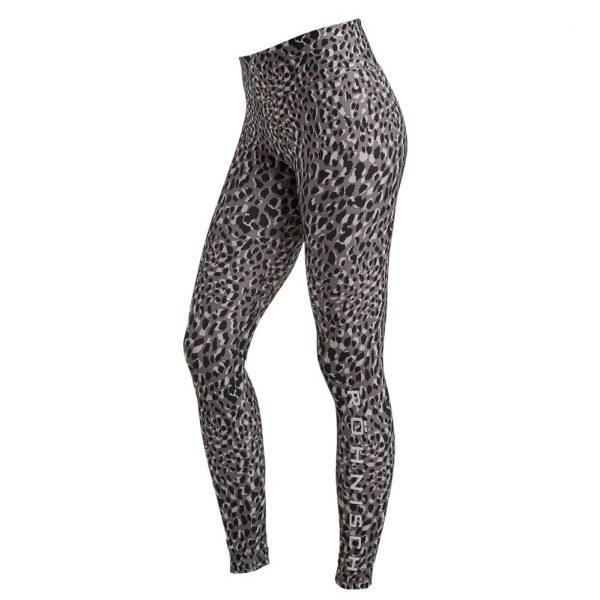 Rohnisch Yoga Legging Flattering - Greige Spot