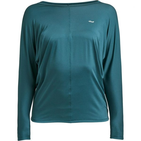 Rohnisch Yoga Shirt Drape - Baltic Green