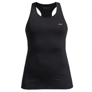 Rohnisch Yoga Top Solid - Black
