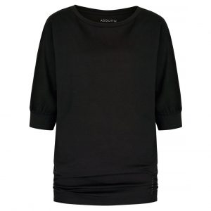Asquith Yoga Shirt Be Grace Batwing - Black
