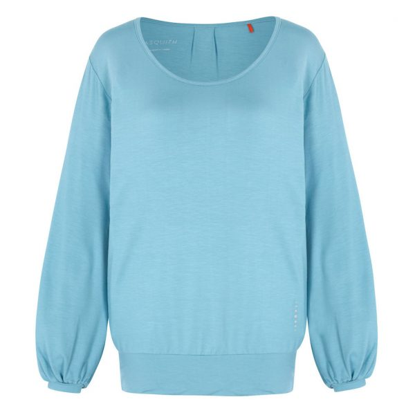Asquith Yoga Long Sleeve Smooth You - Aqua