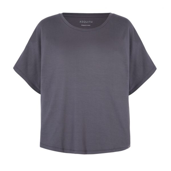 Asquith Yoga Shirt Goddess - Deep Grey