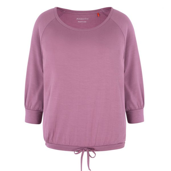 Asquith Yoga Shirt Embrace - Heather
