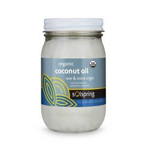 Organic Extra Virgin Coconut Oil (480 ml) - Dr. Mercola